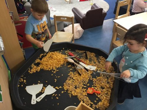 Messy play WDN